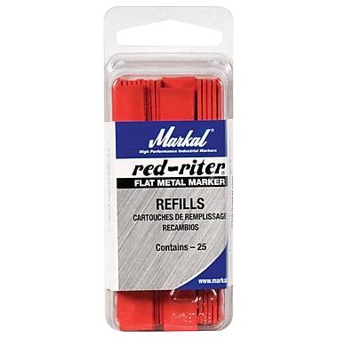 MARKAL Flat Marker Refills