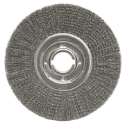WEILER Medium Face Crimped Wire Wheel