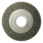 WEILER Trulock Medium-Face Crimped Wire Wheel