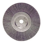 "WEILER 6"" Narrow Crimped Wire Wheel"