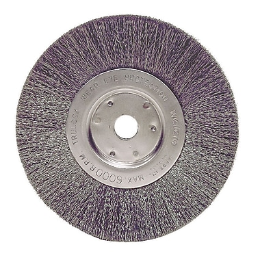 WEILER Trulock Narrow-Face Crimped Wire