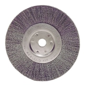 WEILER Trulock Narrow Face Crimped Wire Wheel