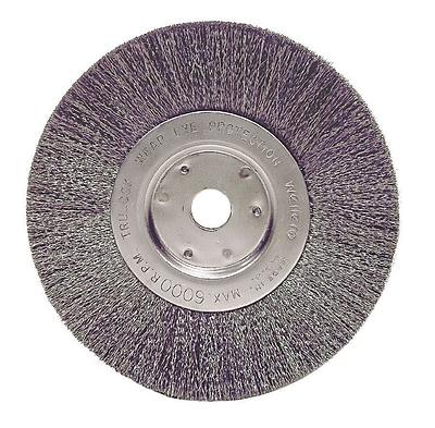 WEILER Trulock Narrow Face Crimped Wire Wheel