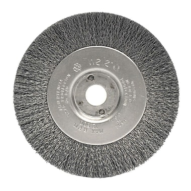 WEILER Trulock Narrow-Face Crimped Wire Wheel
