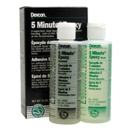 DEVCON 5 Minute Epoxy liquid