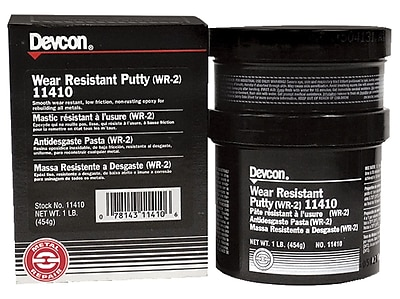 DEVCON Wear Resistant Putty