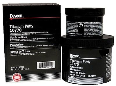 DEVCON Titanium Putty Compound