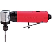 SIOUX FORCE TOOLS Compositive Grip Right Angle Die Grinder