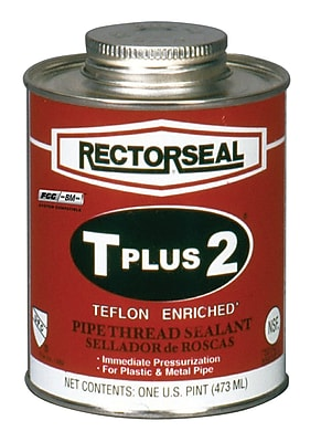 RECTORSEAL T Plus 2 Pipe Thread Sealant