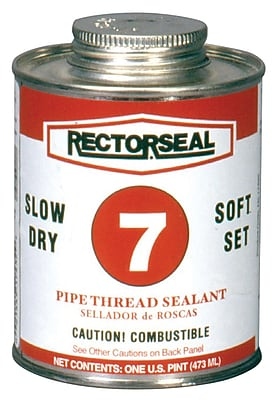 RECTORSEAL Pipe Thread Sealants