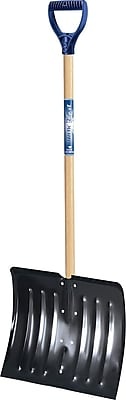 Jackson Professional Tools Snow Shovel with Wood Handle D-Ring