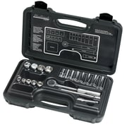 BLACKHAWK 6 Point Drive Socket Set,