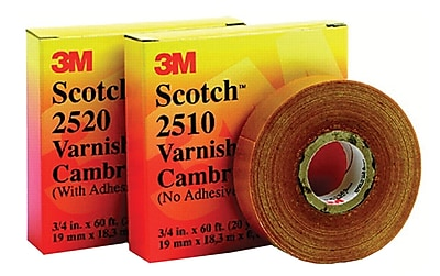 3M ELECTRICAL Scotch Varnished Cambric Tapes