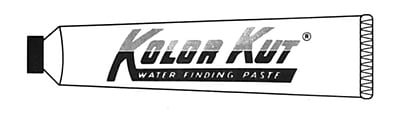 KOLOR KUT Tube Water Finding Paste