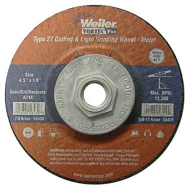 WEILER Cutting & Light Grinding Wheel