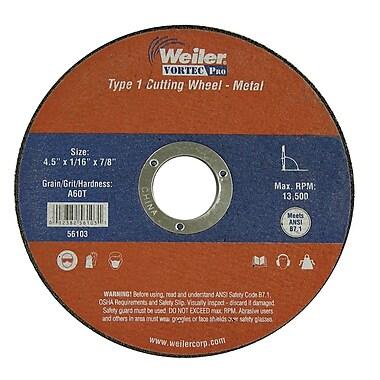 WEILER Thin Cutting Wheels