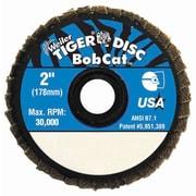 WEILER Flat Style Flap Discs, 80