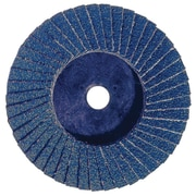 WEILER Coated Flap Disc Abrasives, 120