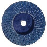 """WEILER 3"""" BobCat Abrasive Flap Disc"""