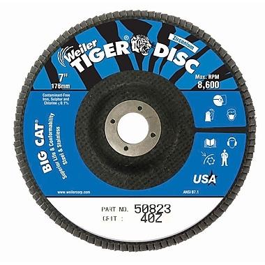WEILER Flap Disc Phenolic Back