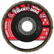 WEILER Ceramic Flap Discs