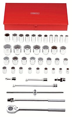 PROTO 12 & 6 Point Drive Tool Socket Sets