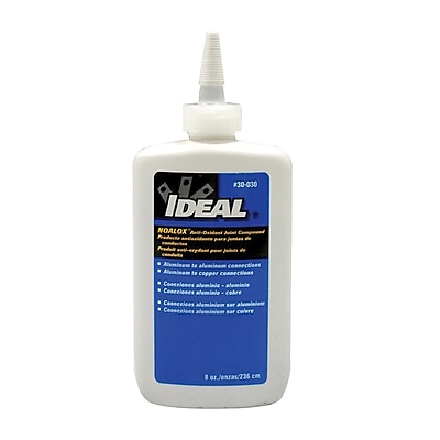 IDEAL INDUSTRIES Noalox Anti-Oxidant Compound, Squeeze Bottle