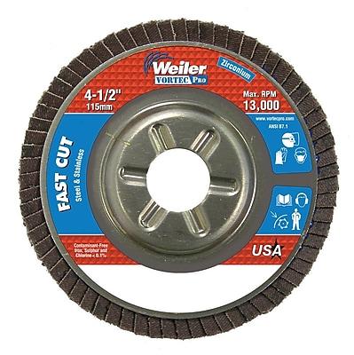 WEILER Abrasive Flap Disc