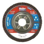 WEILER Vortec Pro Fast Cut Flap Disc