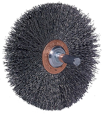 WEILER Stem-Mounted Conflex Brushes