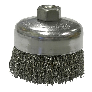 WEILER Crimped Wire Cup Brushes 0.62