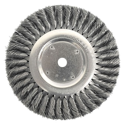 WEILER Standard Twist Knot Wire Wheel 1455987
