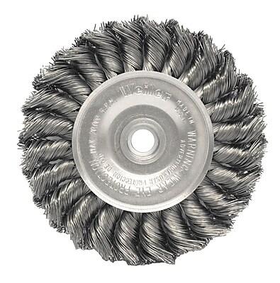 WEILER Steel Standard Twist Knot Wire
