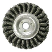 WEILER Dualife Standard Twist Knot Wire Wheels