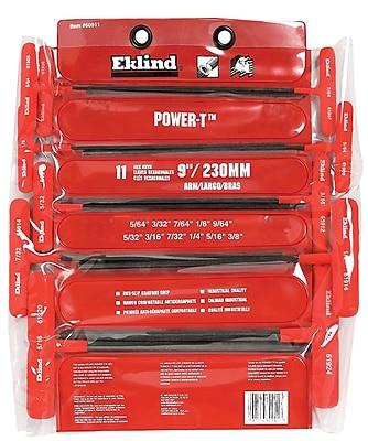 EKLIND TOOL 11Key Power T Key