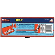 EKLIND TOOL L-wrench Hexkey Set
