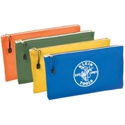 KLEIN TOOLS Canvas Zipper Bag Assortments