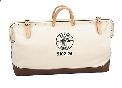 KLEIN TOOLS Canvas Tool Bag