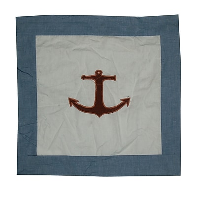Patch Magic Star of The Sea Cotton Throw Pillow