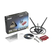 Asus PCE-AC68 Dual-Band 802.11ac Wireless-AC1900 PCI-E Adapter