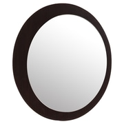Hokku Designs Grove Moon Shape Wall Mirror