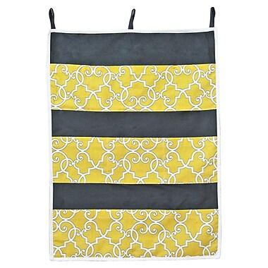 Chooty & Co Woburn Sunflower Pocket Hanging Art
