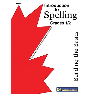 Building the Basics - Introduction to Spelling, Gr. 1-2