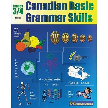 Canadian Basic Grammar Skills, Gr. 3-4