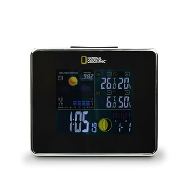 National Geographic Digital Indoor/Outdoor Thermometer