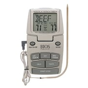 Bios Professional Pre-Programmed Cooking Thermometer and Timer