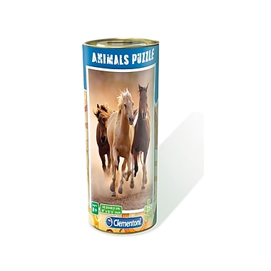 Clementoni Horses Bank, 250 Pieces