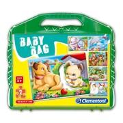 Clementoni Baby bag : Mères et bébé, 2 pièces