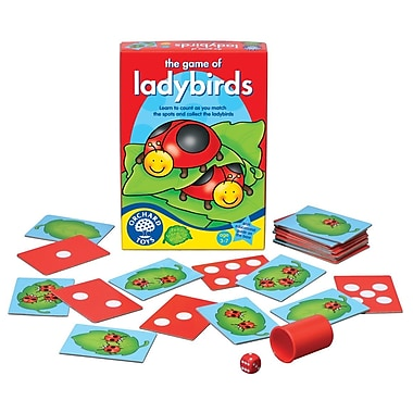 Orchard Toys – The Game Of Ladybirds, multilingue