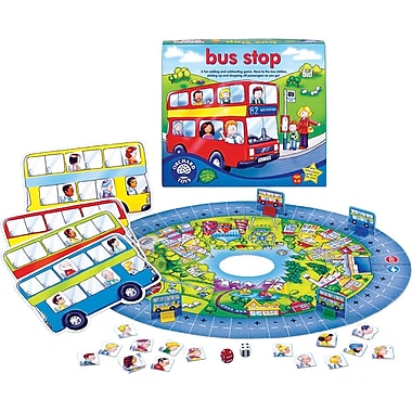 Orchard Toys – Arrêt de bus, multilingue